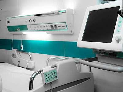 Indústria equipamentos hospitalares