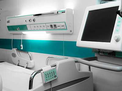 Fábrica de equipamentos hospitalares