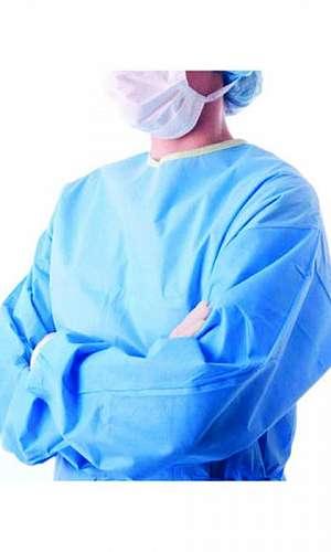 Aventais hospitalares