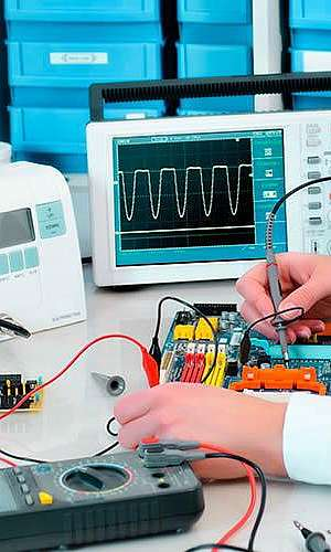 Calibração de equipamentos hospitalares
