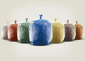 Fábrica de saco de lixo