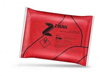 Comprar saco de lixo infectante vermelho